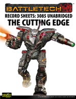 Record Sheets: 3085 Unabridged — Cutting Edge