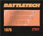 Recognition Cards