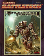 Field Manual: Mercenaries Supplemental II