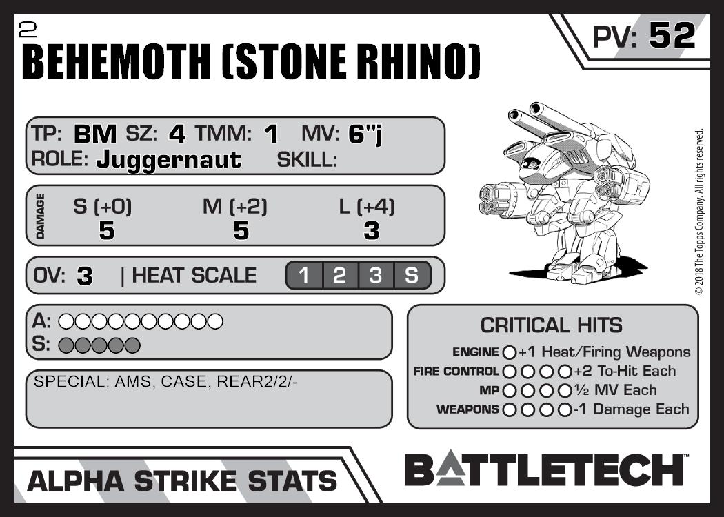 20-332 - Behemoth (Stone Rhino) 2 - Camospecs